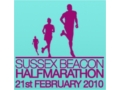 Logo: Sussex Beacon Halft Marathon