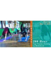 Picture: 200 Hour Yoga Teacher Training - May 2019